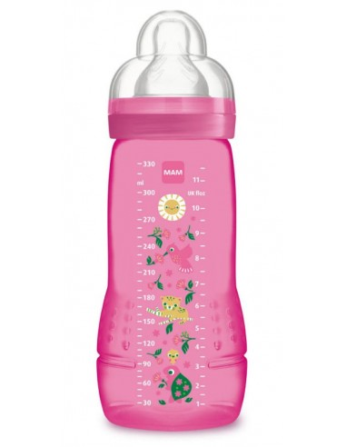 MAM Biberón Easy-active 330ml 4+meses