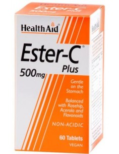 ESTER C PLUS 500 MG 60 COMP